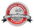 Attorneys and Practice Magazine's Criminal Defense Attorney 2018