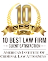 American Institute of Criminal Law Attorneys