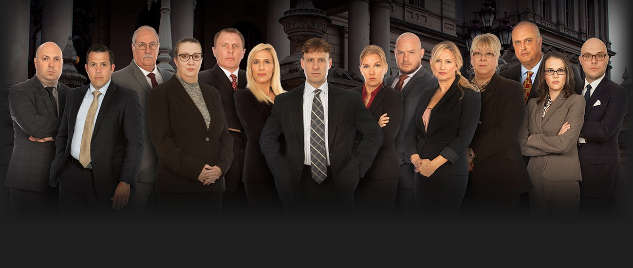 Group picture of Grabel & Associates Law Firm